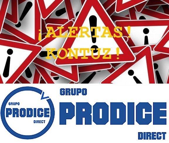 alerta Prodice Direct